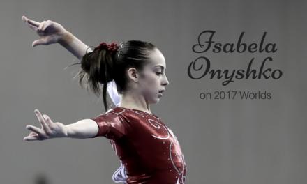 Q&A: Isabela Onyshko