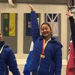 Gymnix women top Canada Games all around podium