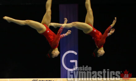Emily Lee & Team USA win International Gymnix Senior Cup